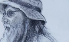Vancouver Wine & Jazz Festival – Portrait Sketches
