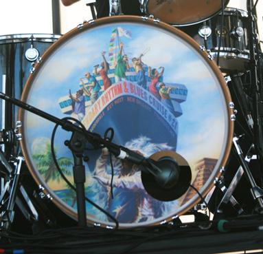 Drum-web