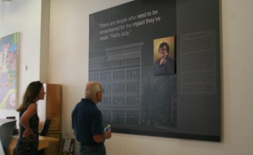 Judy VanAlstyne Memorial