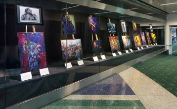 PDX Art – Portland International Airport